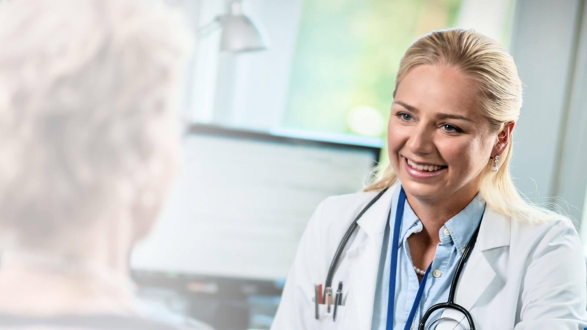 Oma-annospalvelu helpottaa potilaasi arkea ja lisää lääkitysturvallisuutta.